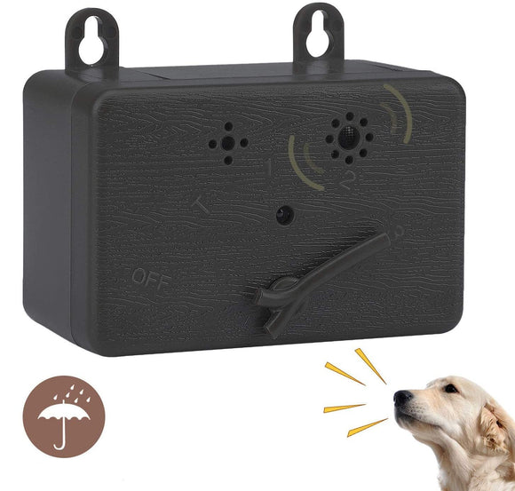 Ultrasonic Anti Barking Device For Dogs