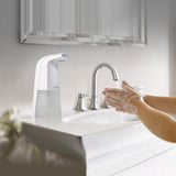 Automatic Soap Dispenser With Touch-less Infrared Motion Sensor