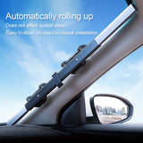 Universal Car Retractable Windshield Sun Shade Cover