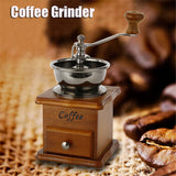 Vintage Manual Hand Coffee Grinder