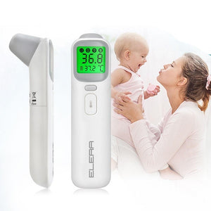 4 in 1 Digital Forehead Infrared Thermometer