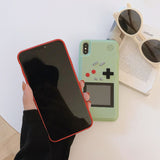 Classic Retro Gameboy iPhone Case Console