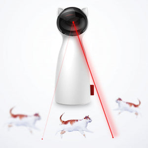 Interactive Cat Laser Toy - Ships From USA