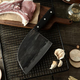 Hand Forged Chef Butcher Knife