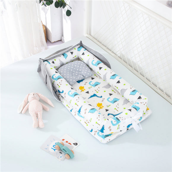 Portable Travel Baby Bed Bassinet