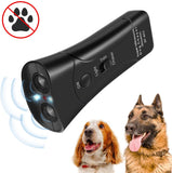 Ultrasonic Handheld Anti Barking Dog Deterrent Device - Ships From USA