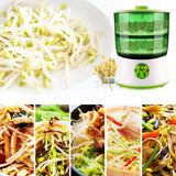 Intelligent Bean Sprouts Growing Machine