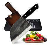 chef butcher knife