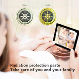 Cell Phone Radiation Shield Sticker
