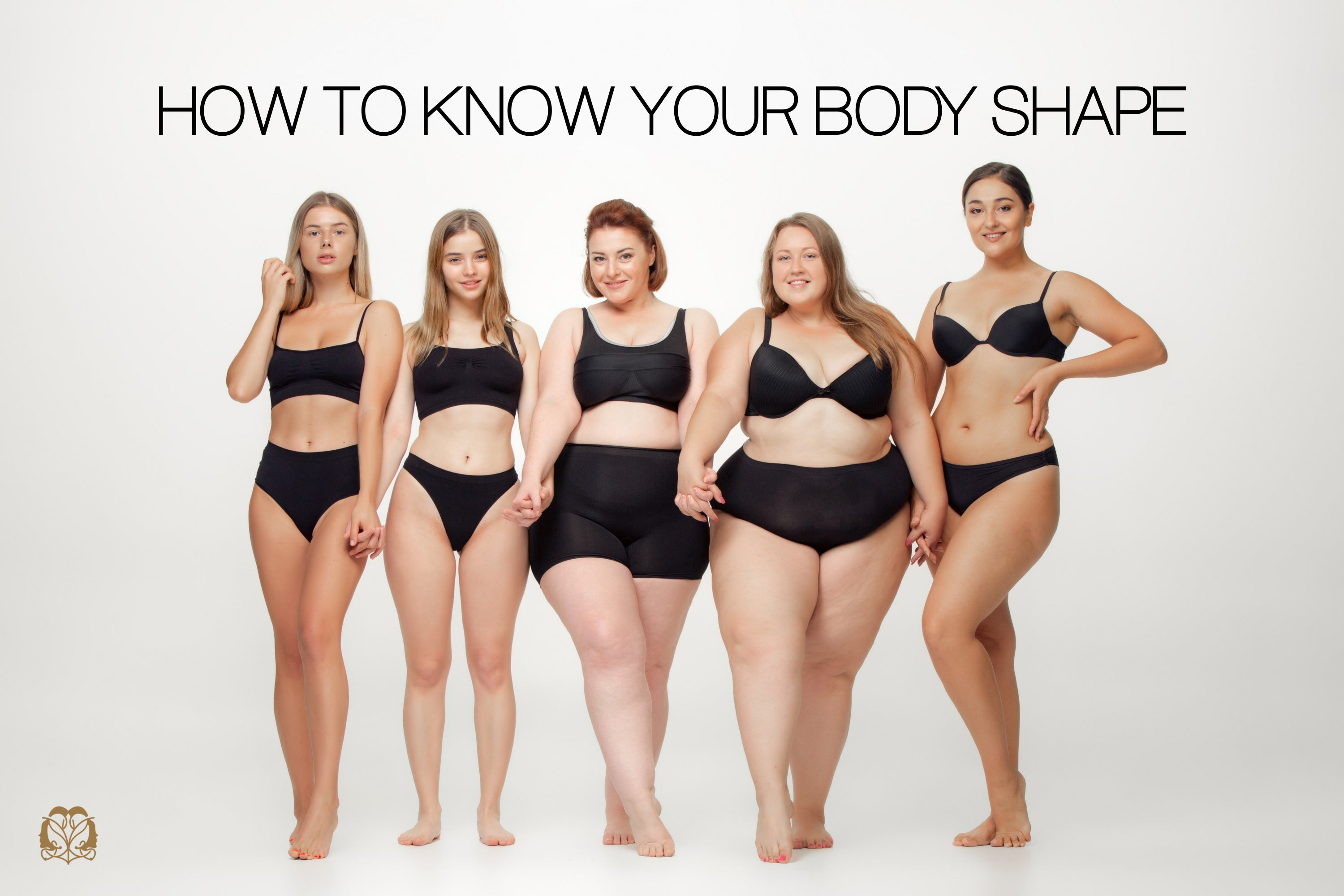How to know your body shape (finding your body type)