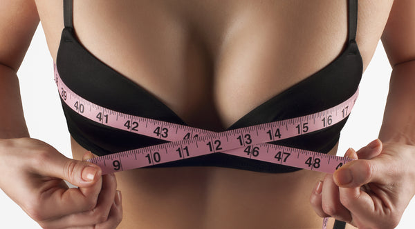How To Measure Cup Size (Bra Size)