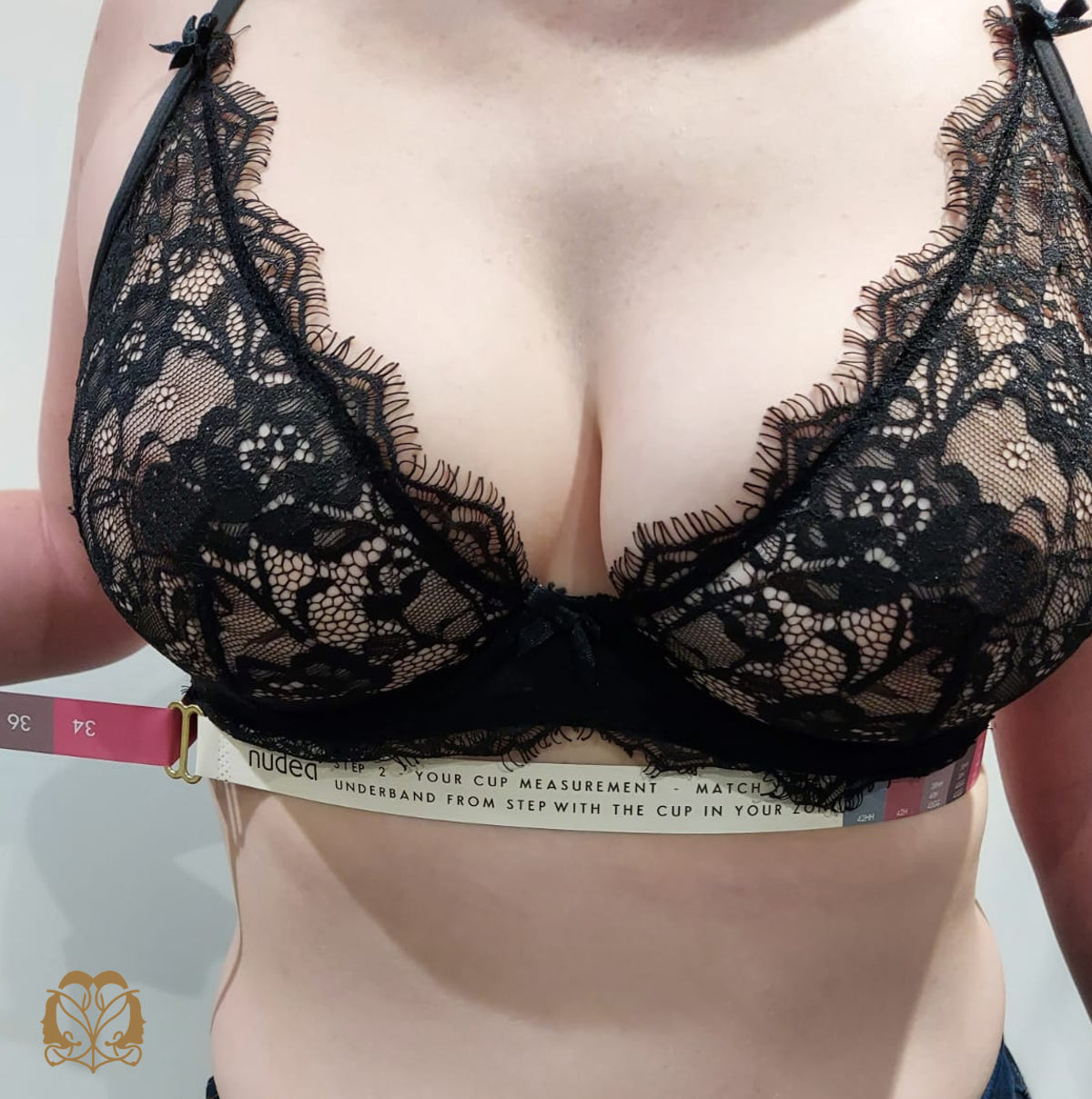 How to Measure Bra Band size
