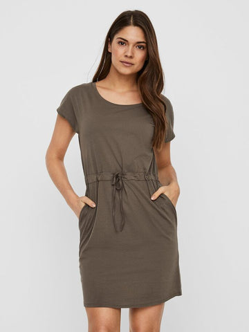 Vera Moda April Dress - Bungee Cord