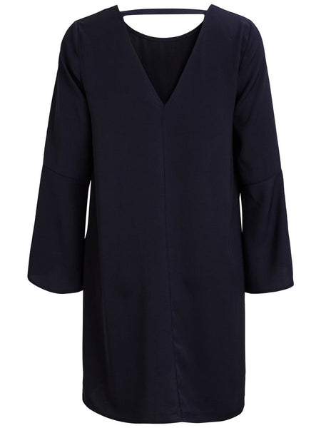 Vila ViBrava Dress - Dark Navy