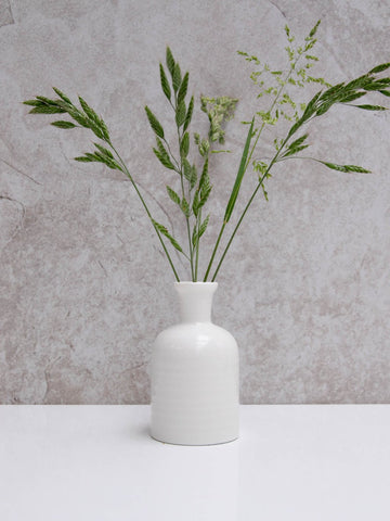 Chalk UK Porcelain Vase - White