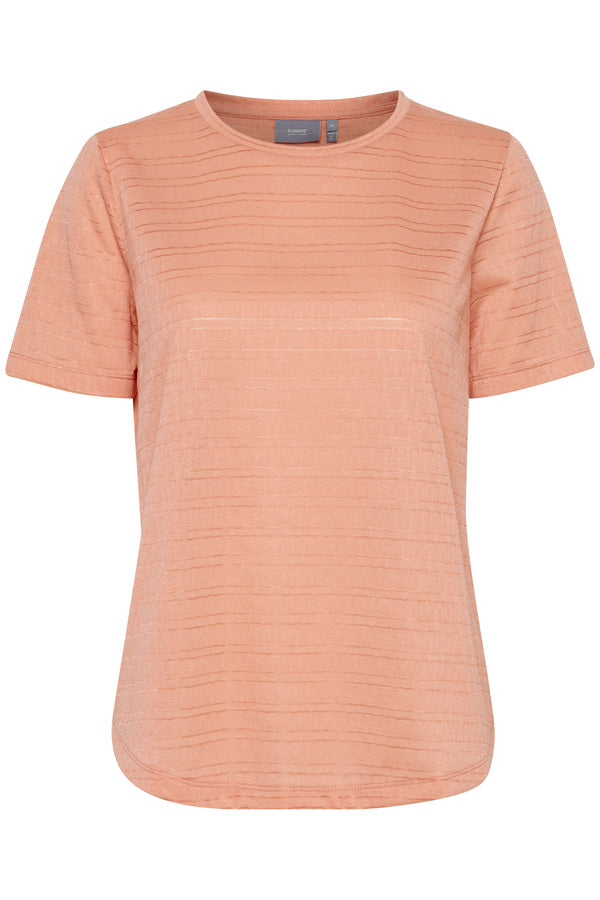 BYoung Stuma T-Shirt - Coral