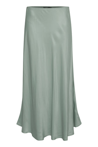 BYoung Halima Skirt - Sea Green