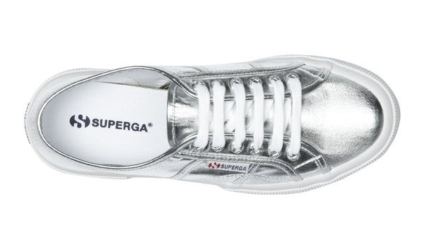 Superga 2750 Cotmetu - Grey Silver