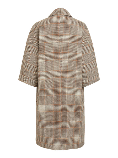 Vila Amoro Coat - Checks