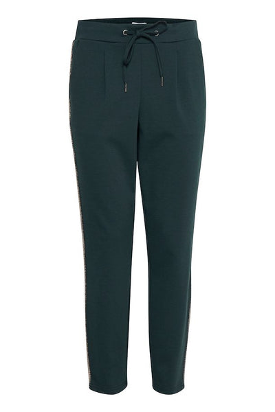 BYoung Rizetta Pants - Deep Teal