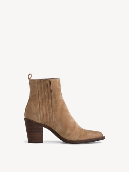 Tamaris Ankle Boots - Taupe