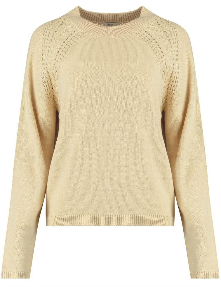 Jacqueline de Yong Rose Jumper - Cement