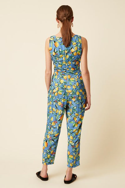 Great Plains Sorrento Jumpsuit - Sorrento Lemon