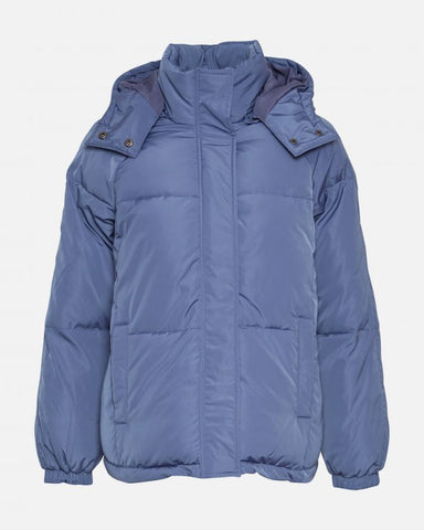 Moss Copenhagen Filina Jacket - Grey Blue