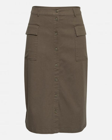 Moss Copenhagen Lemony Skirt - Grape Leaf