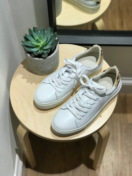 Selected Femme Donna New Contrast Trainers - Sandshell