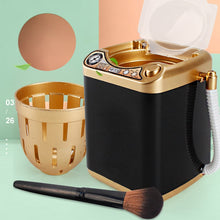 Load image into Gallery viewer, Mini Multifunction Kids Washing Machine Toy Beauty Sponge Brushes Washer