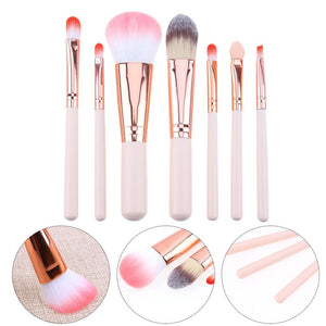 Professional Beauty Makeup Brushes Cosmetic Foundation Powder Blush Eye Shadow Make Up Brush Tool