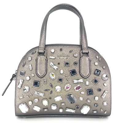 Laurel Way Embellished Mini Reiley Bag