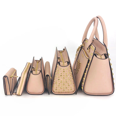 6PCS Michael Kors Ballet Love Studded Collection