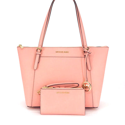 Michael Kors Large Ciara Tote Wallet Set