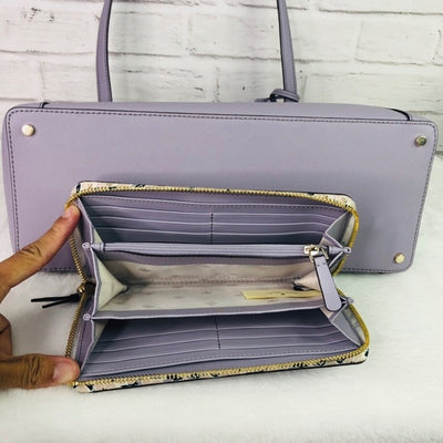 2PCS Kate Spade Cameron Large Tote Wallet Set
