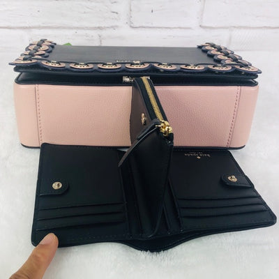 2PCS Kate Spade Maise Medium Crossbody Wallet Set