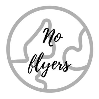 #saynotoflyers