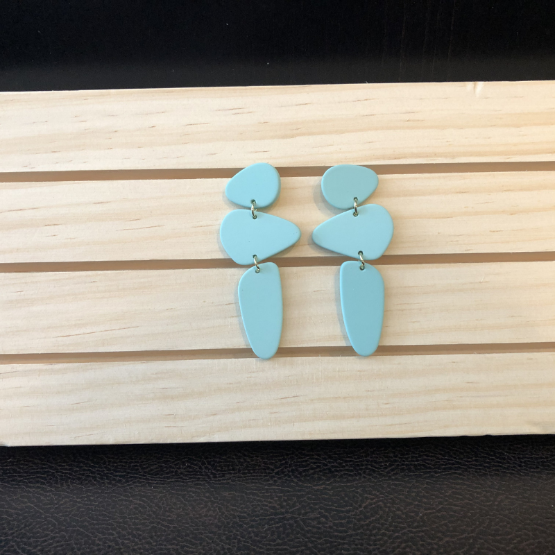 Block Colour Earrings