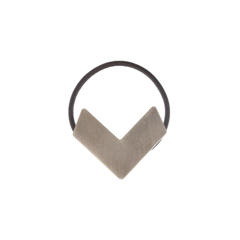 Arrow Metallic Hair Tie-Gildie