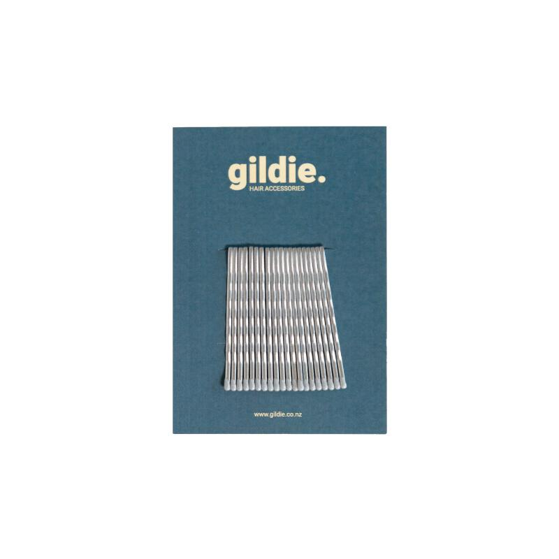 Bobby Pins - Gold, Bronze, Black and Silver.-Gildie