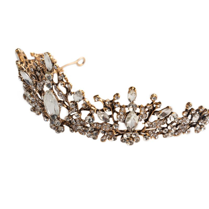 Maleficent Tiara-Gildie