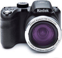 Kodak PIXPRO Astro Zoom AZ421-BK Dijital Fotoğraf Makinesi 16MP 42X Optik Zoom ve 3