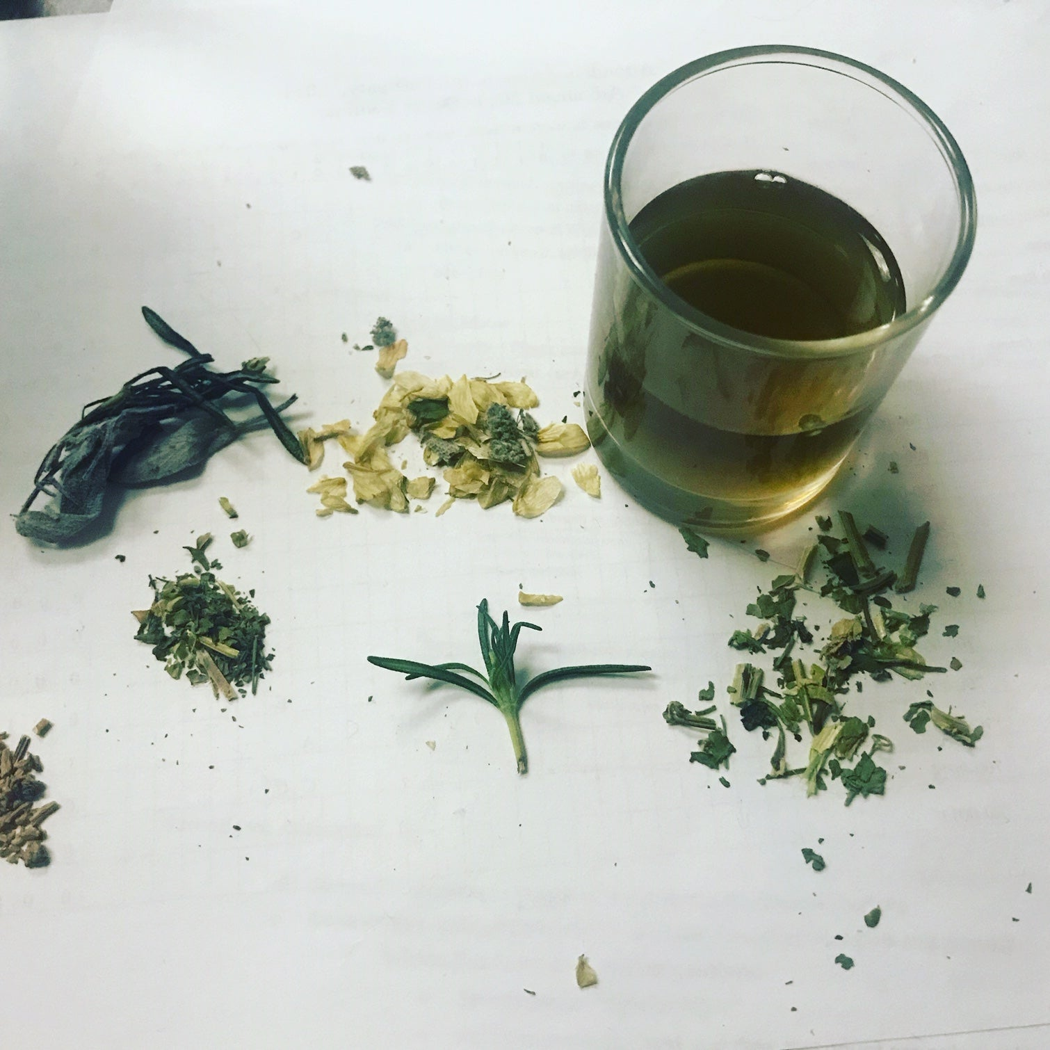 Custom Herbal Blend