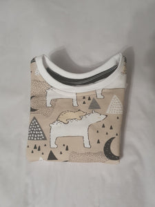 MOMA BEAR COTTON SWEAT SHIRT