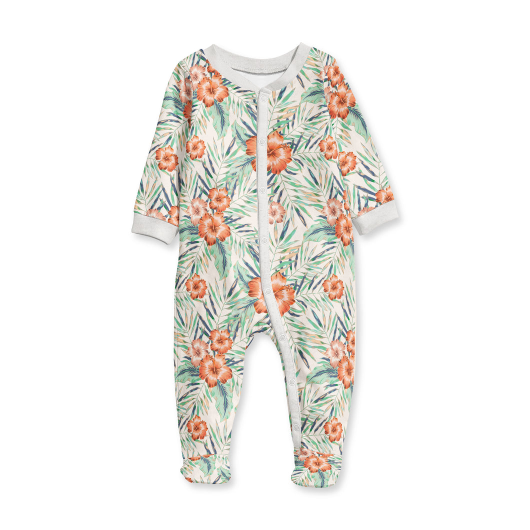 FOOTY ROMPER  - HIBISCUS SS20/21