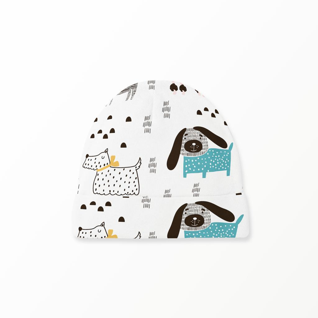 BEANIE - DOGGY WORLD AW19
