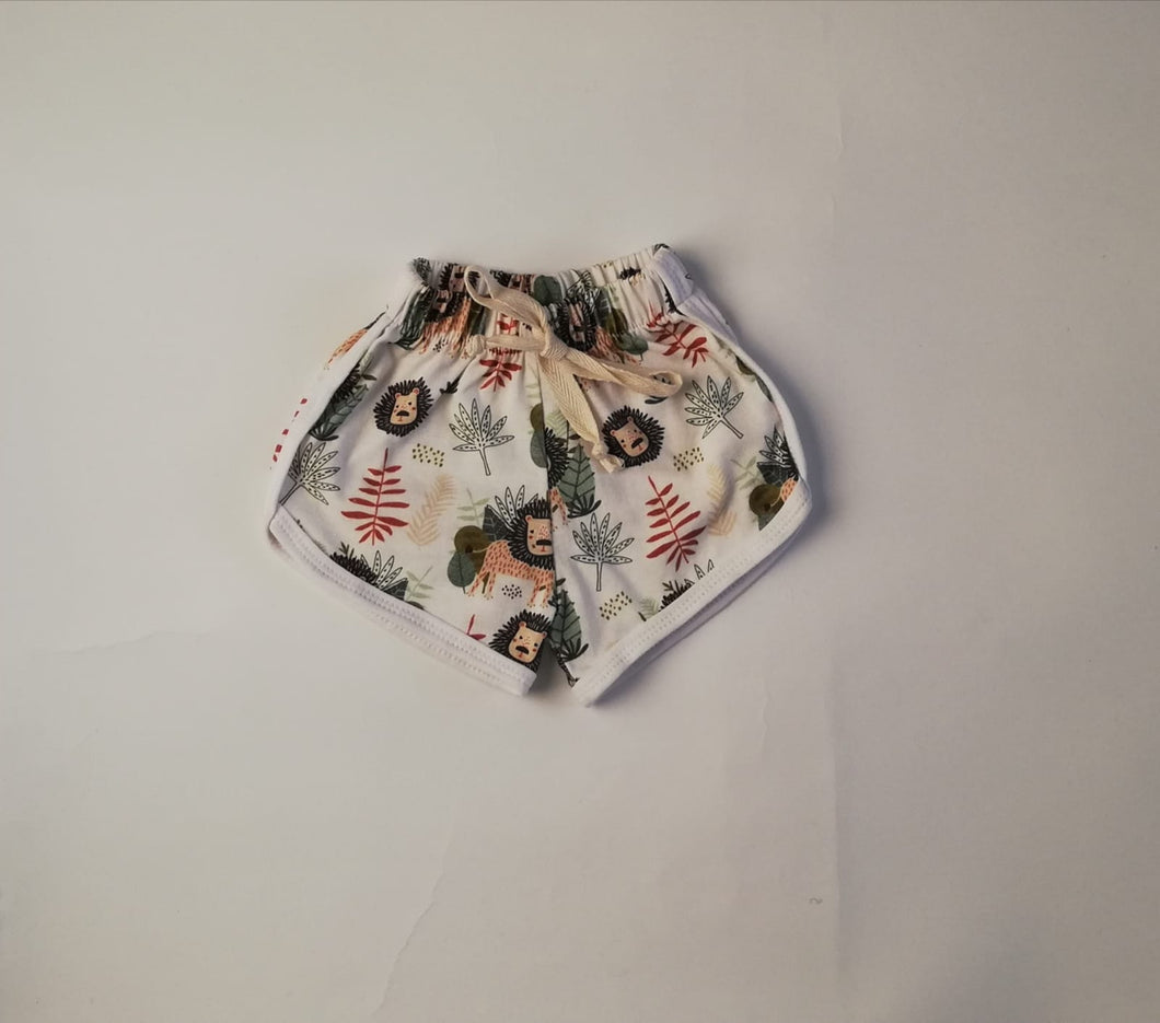 LITTLE LION SHORTS  SS20/21