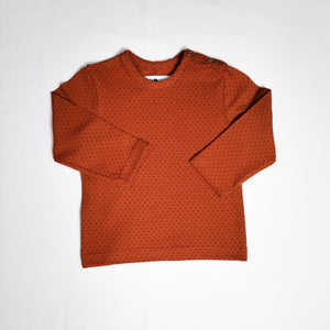 LOUNGE SET - TERRACOTTA  LACOSTE AW21