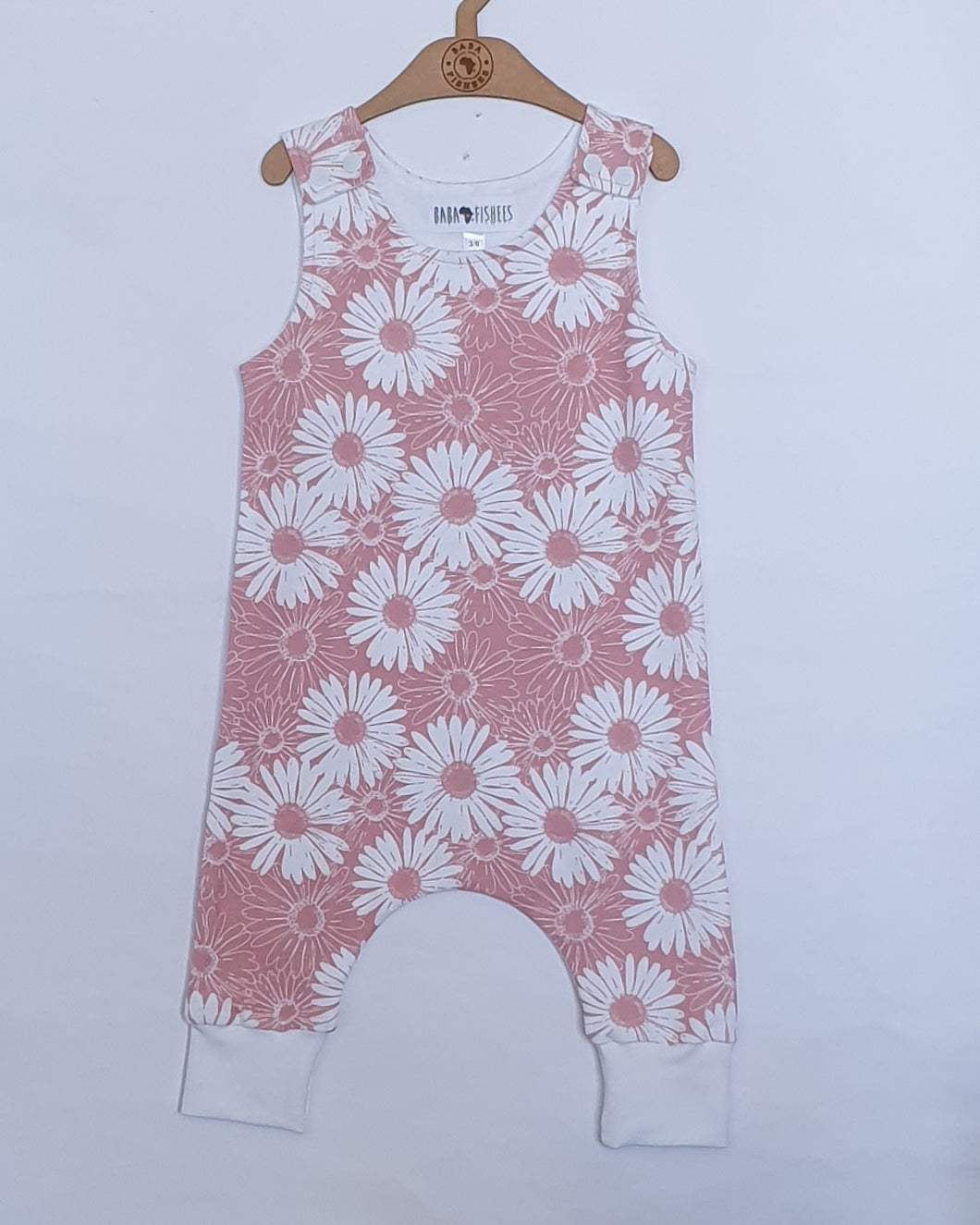 HAAREM ROMPER -  ROCKING THE DAISIES SS20/21